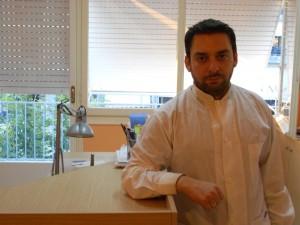 Ο οδοντοτεχνίτης κ. Ρέππας Νικόλαος